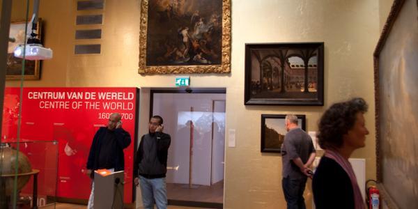 verbouwing amsterdam museum