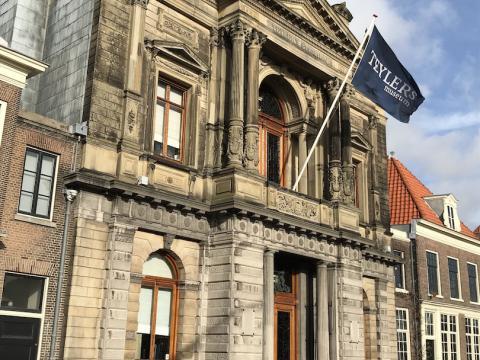 Verbouwing Teylersmuseum Haarlem
