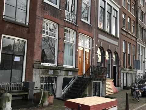 Verbouwing Gemeente Amsterdam