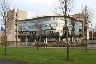 Waterschap Zuiderzeeland verbouwt het Waterschapshuis in Lelystad ...